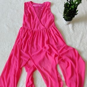 Dresses & Skirts - Maxi long dress size XXL women's pink